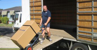 Award Winning Removal Services in Ashfield
